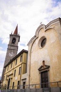Varenna, Italy, - Around Town