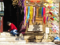 Shops in Byblos, Lebanon offer a glimpse at the past