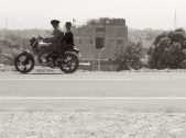 Motorcycle Rides in Southern Egypt - by Anika Mikkelson - Miss Maps
