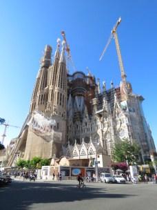 Sagrada Familia - Barcelona, Spain - by Anika Mikkelson - Miss Maps
