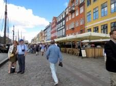 Streets of Copenhagen Denmark