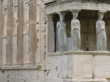 The Acropolis of Athens Greece - by Anika Mikkelson - Miss Maps