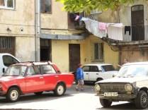 Classic Car 1 Lviv Ukraine by Anika Mikkelson - www.MissMaps.com