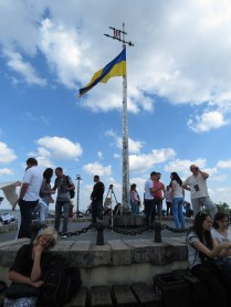 Lviv High Castle by Anika Mikkelson - www.MissMaps.com