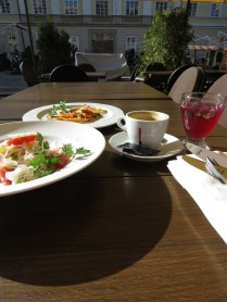 What 2 Euros Buys for Breakfast in Lviv by Anika Mikkelson - www.MissMaps.com