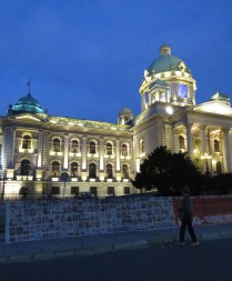 House of the National Assembly - Republic Parliament - Belgrade, Serbia