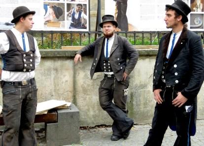 Journeymen in Sibiu Romania - Anika Mikkelson - Miss Maps - www.MissMaps.com
