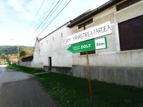 Our Walk into the nearest town - 3 km away from the monastery