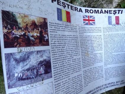 Pestera Romanesti - Timis, Romania by Anika Mikkelson www.MissMaps.com