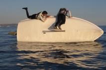 Don't rock the boat - Limassol Cyprus - by Anika Mikkelson - Miss Maps - www.MissMaps.com