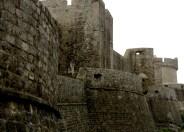 Walls of Old Town Dubrovnik, Croatia - by Anika Mikkelson - Miss Maps - www.MissMaps.com