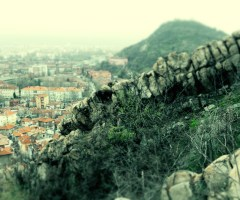 The view from above - Plovdiv, Bulgaria - by Anika Mikkelson - Miss Maps