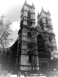 Westminster in Black and White - London, England, United Kingdom - by Anika Mikkelson - Miss Maps