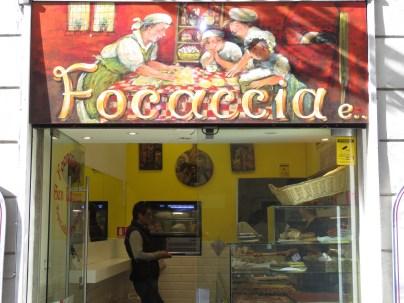 Famous Focaccia - Genoa Italy - by Anika Mikkelson - MissMaps.com