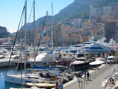 Monaco Harbor - Monaco - by Anika Mikkelson - MissMaps.com