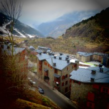 Tucked away in the Pyrenees - Andorra - by Anika Mikkelson - Miss Maps - www.MissMaps.com