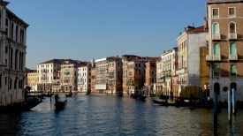 Canals of Venice Italy - by Anika Mikkelson - Miss Maps - www.MissMaps.com