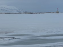 Icy Winds of Northern Iceland - by Anika Mikkelson - Miss Maps - www.MissMaps.com