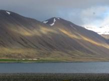 Mountainous Clouds - Western Iceland - by Anika Mikkelson - Miss Maps - www.MissMaps.com