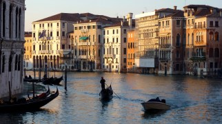 Pick your Boat - Venice Italy - by Anika Mikkelson - Miss Maps - www.MissMaps.com
