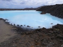The Blue Lagoon - Iceland - by Anika Mikkelson - Miss Maps - www.MissMaps.com