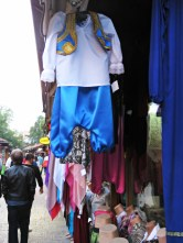 An outfit fit for Aladdin - Sarajevo BiH - by Anika Mikkelson - Miss Maps - www.MissMaps.com