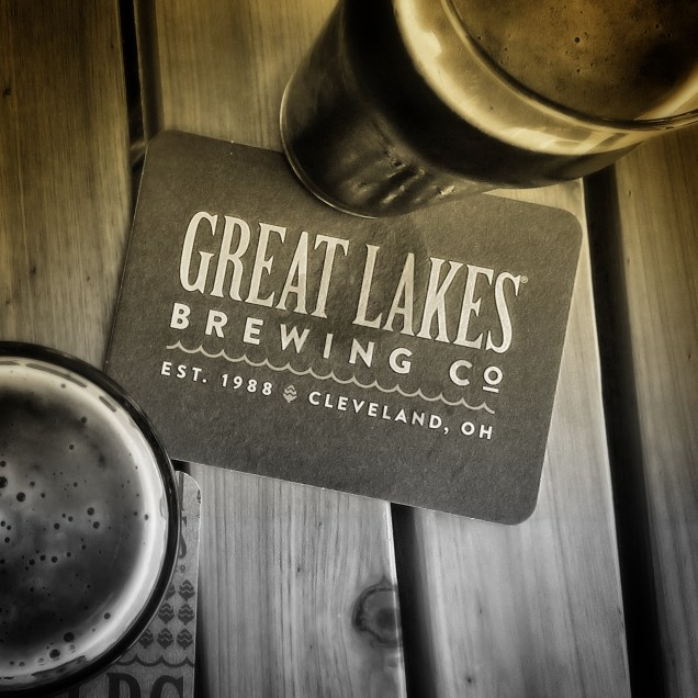 Great Lakes Brewing Co - Cleveland Ohio - by Anika Mikkelson - Miss Maps - www.MissMaps.com