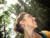 Happy to be in Belarus - National Park Belovezhskaya Pushcha - by Anika Mikkelson - Miss Maps - www.MissMaps.com