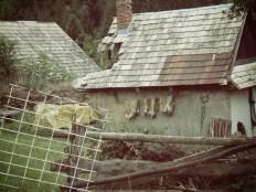 The Neighbor's Home - Slovakia - by Anika Mikkelson - Miss Maps - www.MissMaps.com
