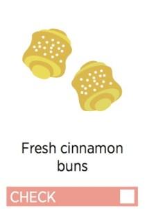 Helsinki Scavenger Hunt - Fresh Cinnamon Buns - from VisitHelsinki.fl
