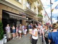 Lody - or Ice Cream - is always a huge hit in Bialystok - Bialystok Poland - by Anika Mikkelson - Miss Maps - www.MissMaps.com