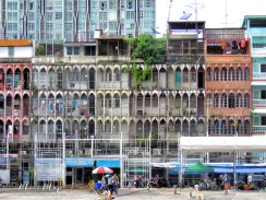 Apartments - Bangkok Thailand - by Anika Mikkelson - Miss Maps - www.MissMaps.com