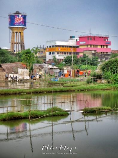 Mongla Bangladesh - by Anika Mikkelson - Miss Maps - www.MissMaps.com