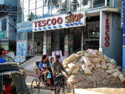 TescOO Market - Sylhet Bangladesh - by Anika Mikkelson - Miss Maps - www.MissMaps.com
