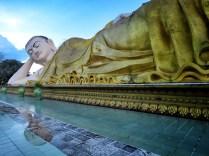 Mya Tha Lyaung - Reclining Buddha - Pagu Bago Myanmar - by Anika Mikkelson - Miss Maps - www.MissMaps.com copy