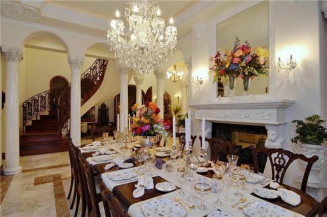 How To Decorate A Formal Dining Room
