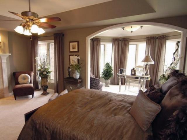 Classic Master Bedroom Design Ideas