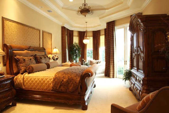 The Naturalness Of The Mediterranean Bedroom Decor