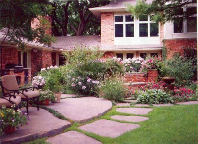 Home Landscape Design Ideas