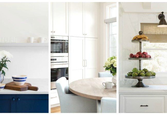 A Provincial Kitchen Makeover