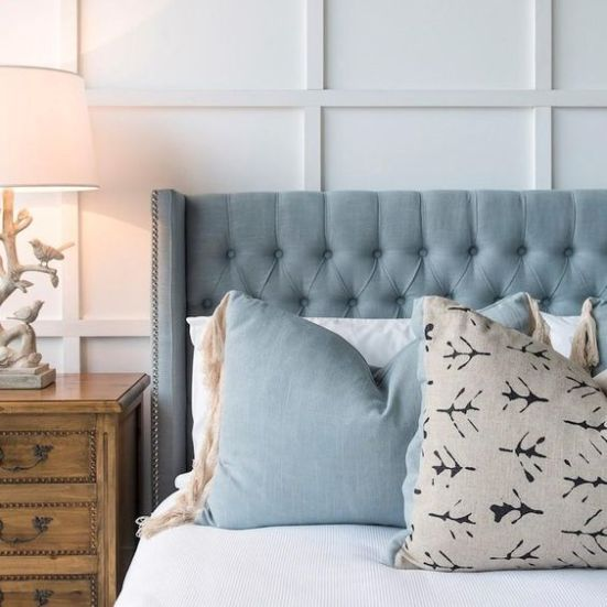 Bedroom styling