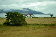 On our way to the Loch Ness