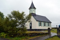 the church at Þingvellir
