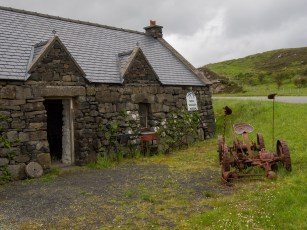 the Staffin Museum
