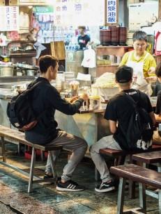 Miao Kou Night Market (基隆夜市-廟口夜市)