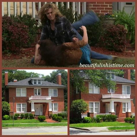 Peyton's House Collage