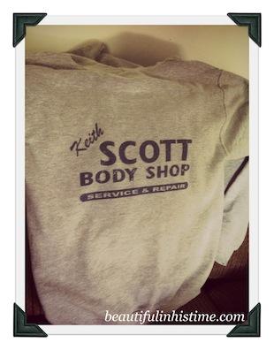 scott body shop hoodie