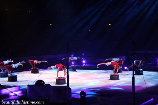 Kellogg's Tour of Gymnastics Champions 2012