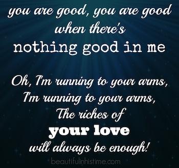 forever reign lyrics 1
