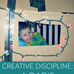 A dad's perspective on creative discipline and special needs parenting